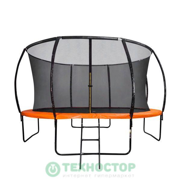 Батут DFC Kengoo II 5ft (5FT-BAS-BO) оранжевый/черный