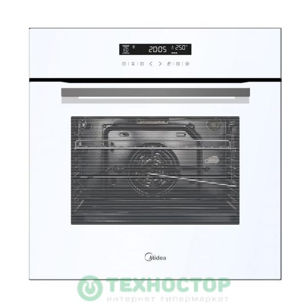 Встраиваемый электрический духовой шкаф Midea MO98200SCGW