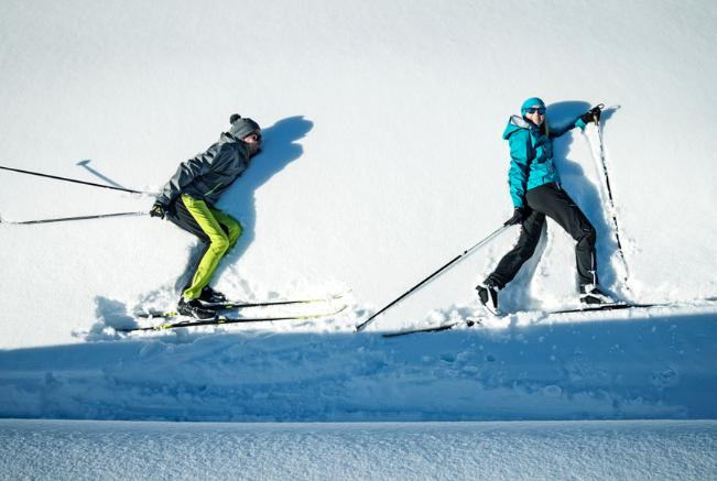 Беговые лыжи, как выбрать хорошее снаряжение