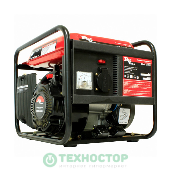 Генератор бензиновый RedVerg RD-IG1500H