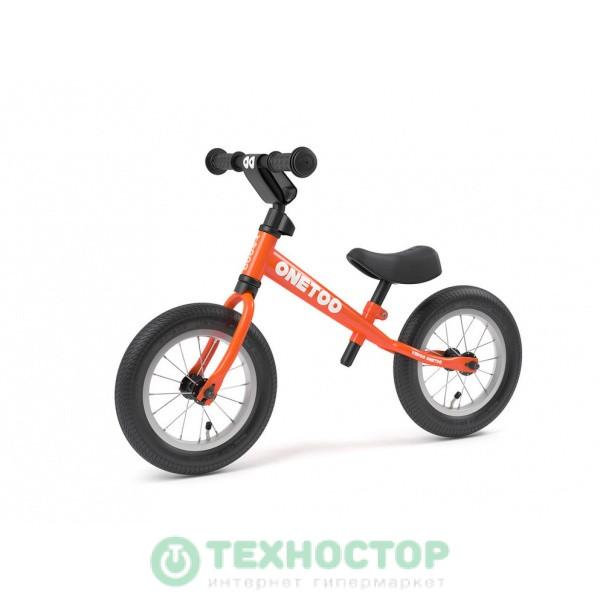 Беговел Yedoo OneToo красный/оранжевый