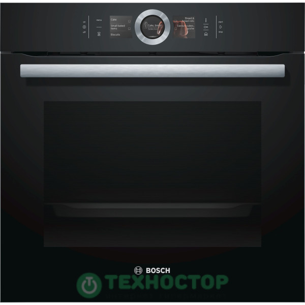 Встраиваемый электрический духовой шкаф Bosch HSG636BB1