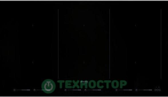 Встраиваемая индукционная варочная панель Smeg SIM693WLDX