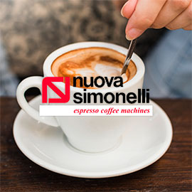 Кофемашины Nuova Simonelli