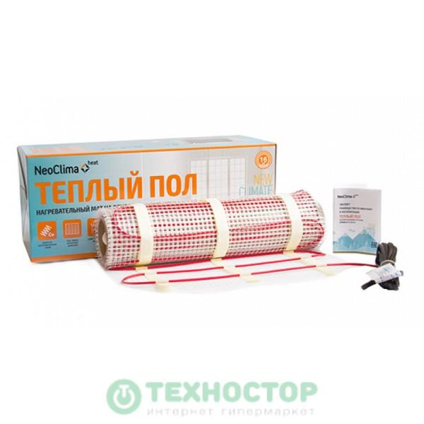 Теплый пол Neoclima N-TM 150/1.0 c терморегулятором