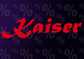 Скидка 15% на кухонные вытяжки Kaiser