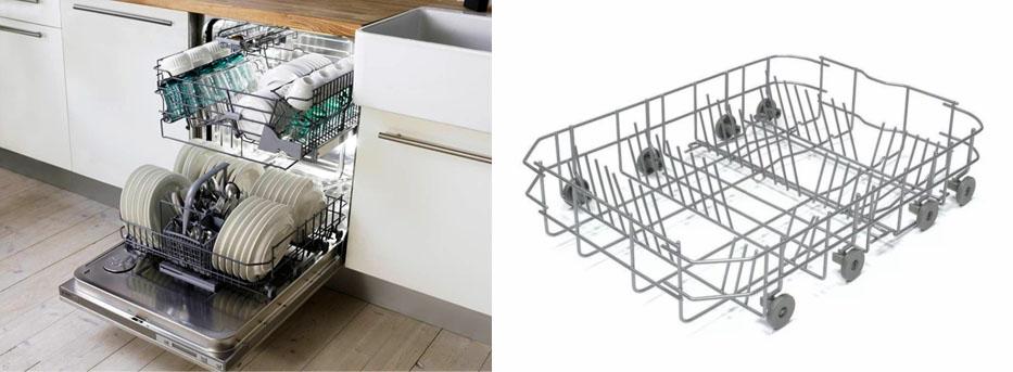 корзины для посуды в посудомоечной машине