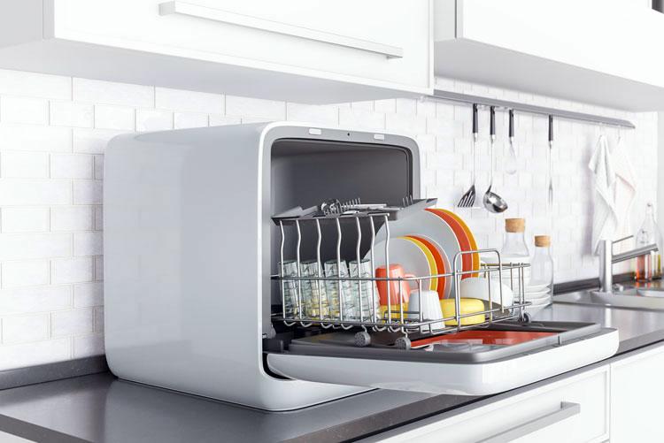 мини посудомоечная машина