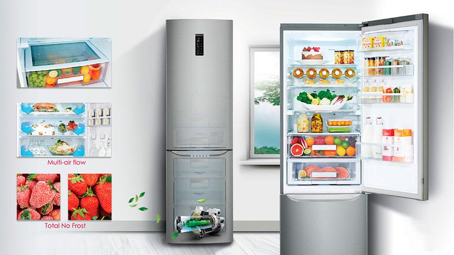 Как понять что холодильник Ноу Фрост