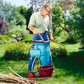 Как выбрать садовый измельчитель?