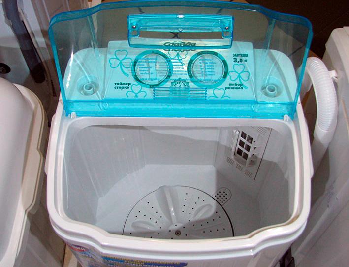 стиральная машина активаторного типа