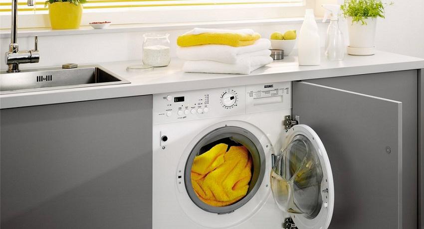 стиральная машина встроенная