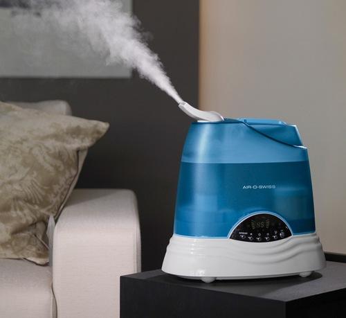 Ребёнок и влажность воздуха в квартире