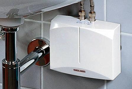 водонагреватели проточные